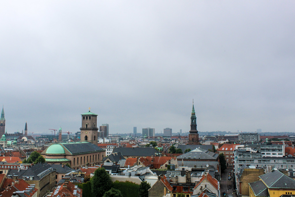 solo travel scandinavia means some wet weather but don't let it knock you down