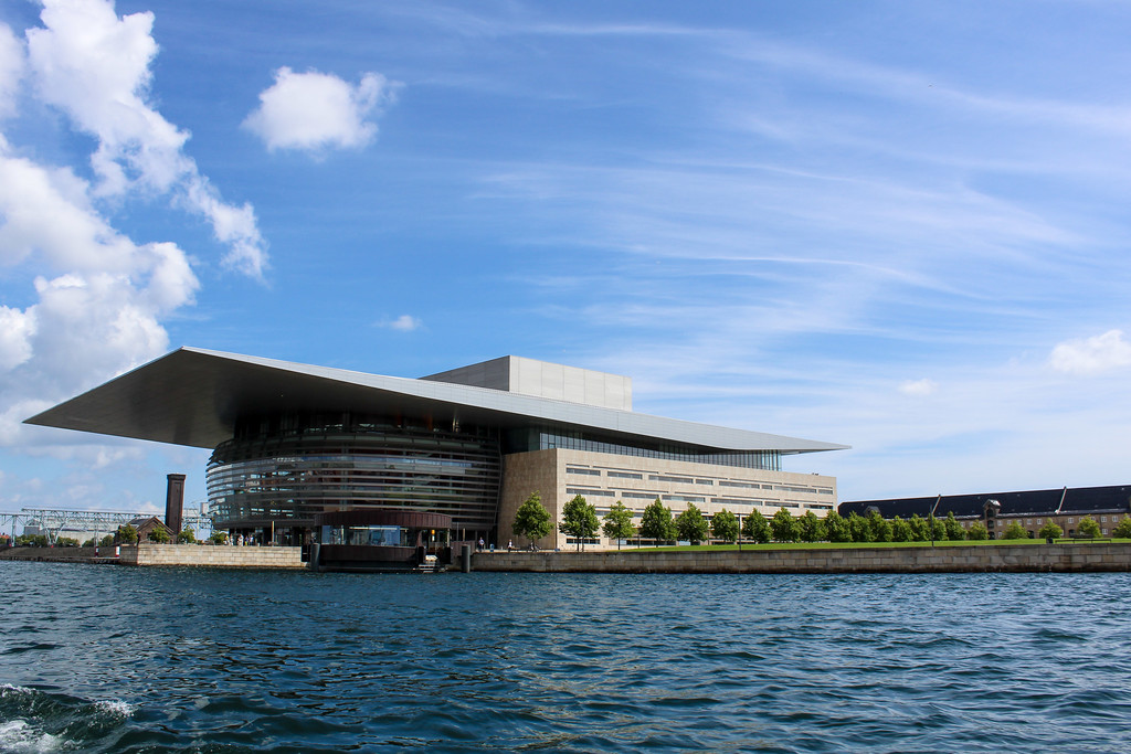 solo travel in copenhagen brought me to the opera house