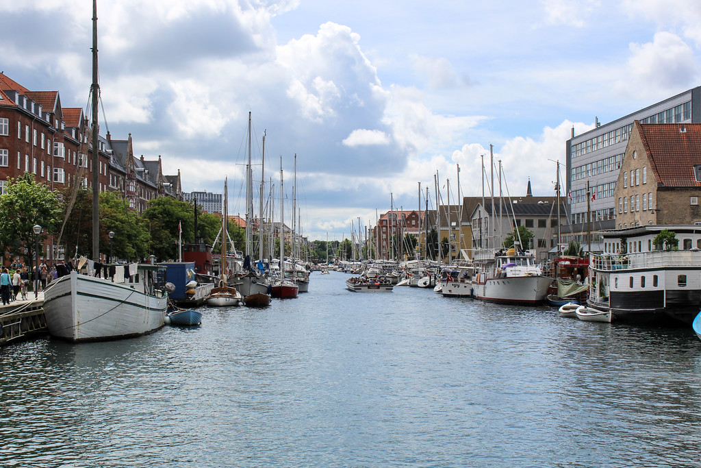 Copenhagen is one of the safest places to travel alone in Europe