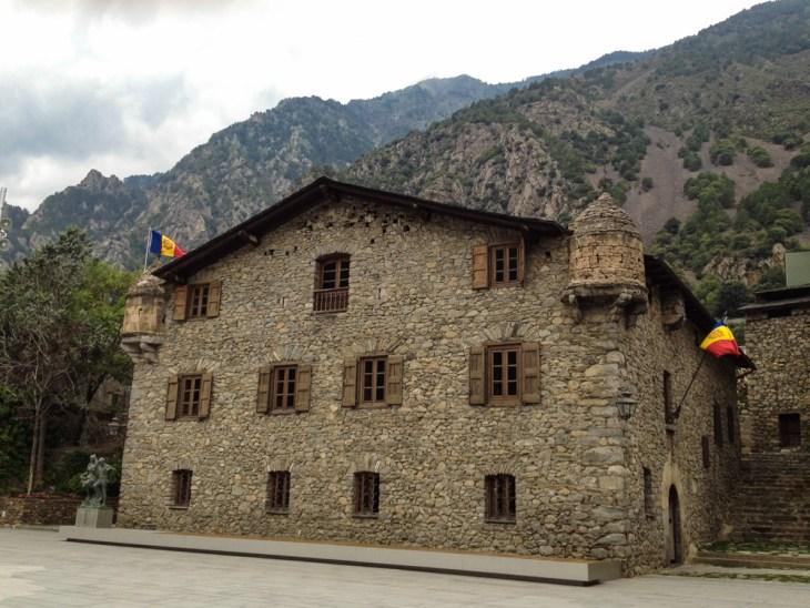 Casa de la Vall Andorra la Vella