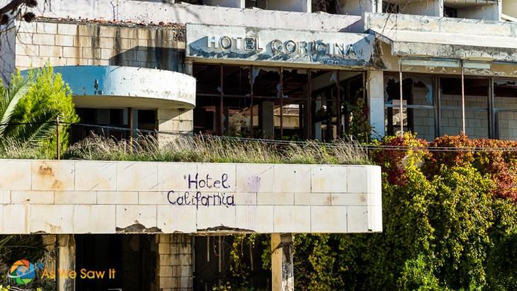 Hotel California, Kupari, Croatia