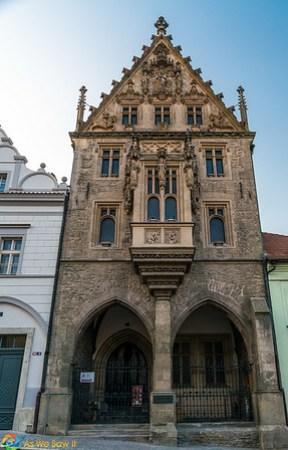 Kutna Hora Gothic Stone House