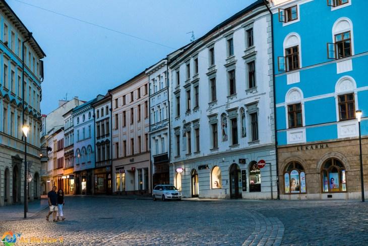 Downtown Olomouc