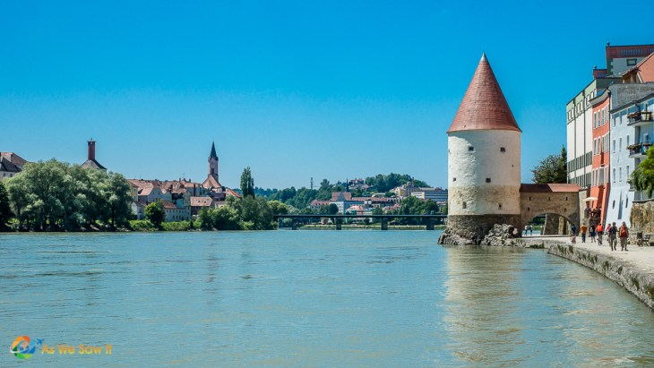 Passau is on Viking's Grand European Tour itinerary