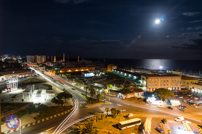 The View from Our Bedroom Window in Catania (©simon@myeclecticimages.com)