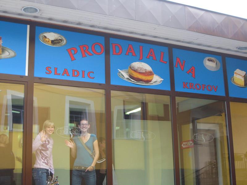 Donuts from Trojane Gostisce s Tradicijo in Slovenia