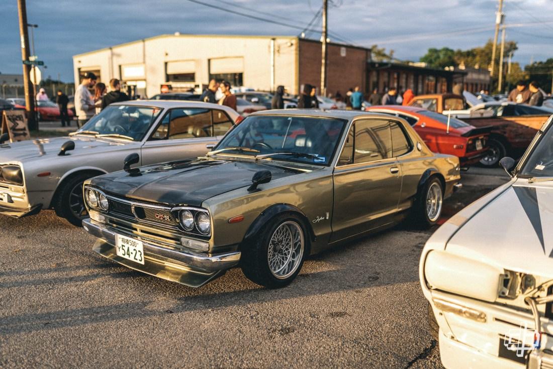datsun hakosuka texashakosuka japanese nostalgic car meet 2018 dtphan