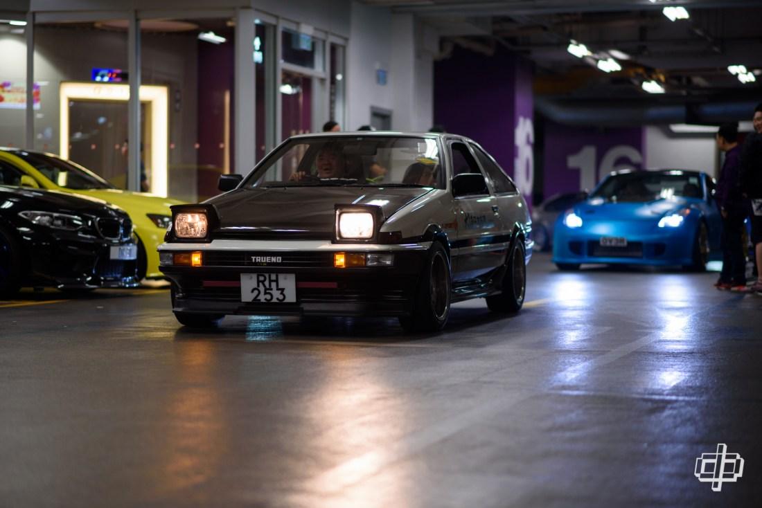 copaze x 1013mm 2017 car meet dtphan toyota trueno ae86