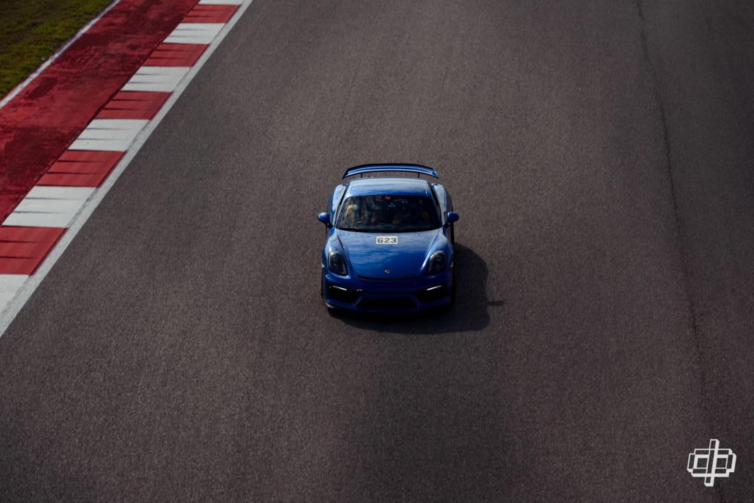 circuit of the americas porsche gt4 cayman