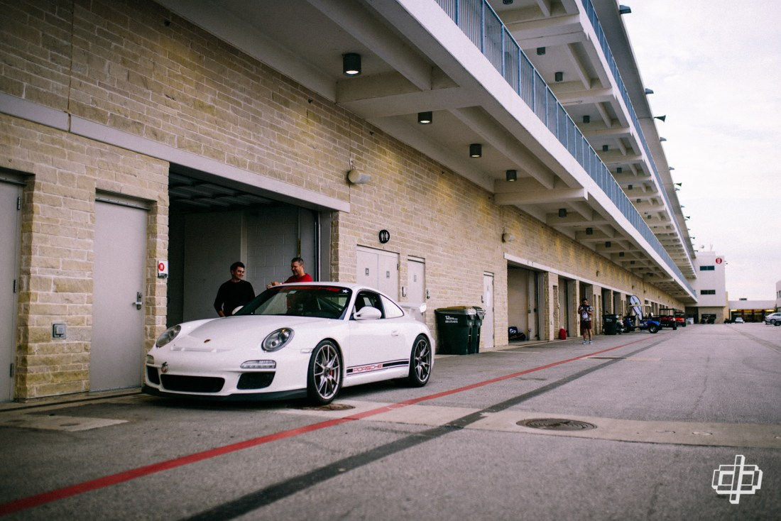circuit of the americas (cota) 911 991 carrera