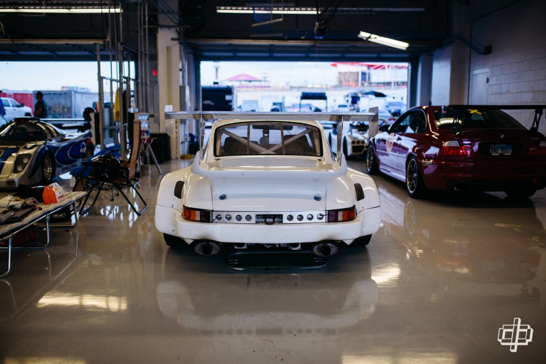 Circuit of the americas (cota) porsche white 964 gt3 rsr widebody