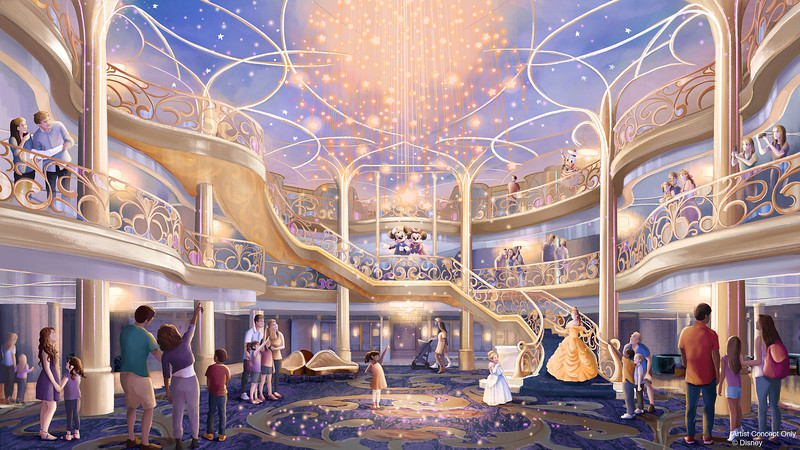 Disney Wish – Disney Cruise Line