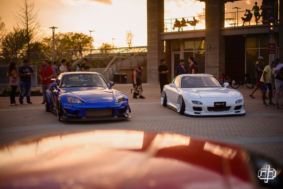 honda s2k fd rx7 final formation final form usa houston car meets