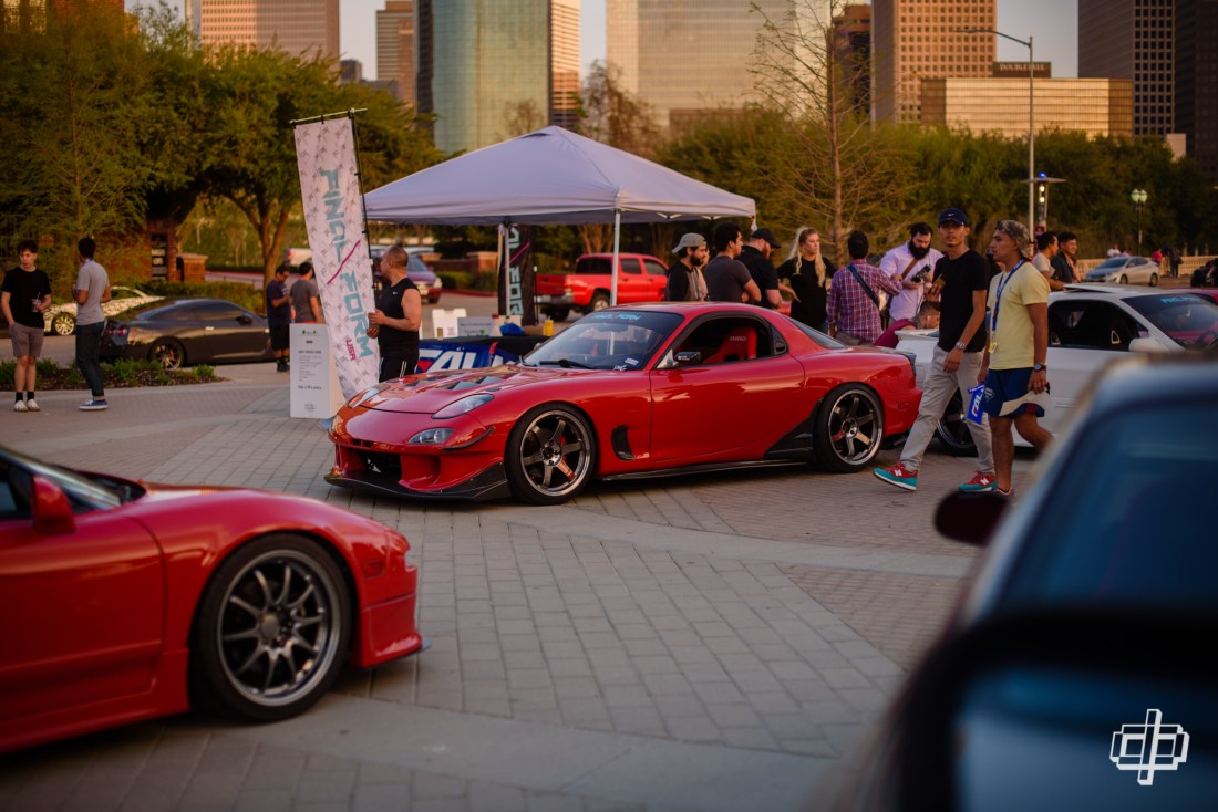 final form usa fd rx7 final formation houston car meets
