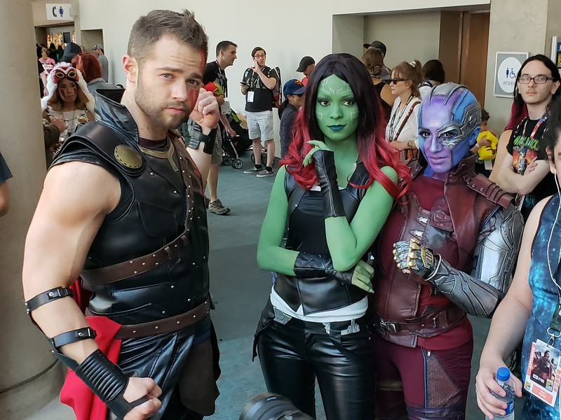 Complete Recap: 2018 San Diego Comic-Con brings Disney fans unique cosplay, announcements, experiences