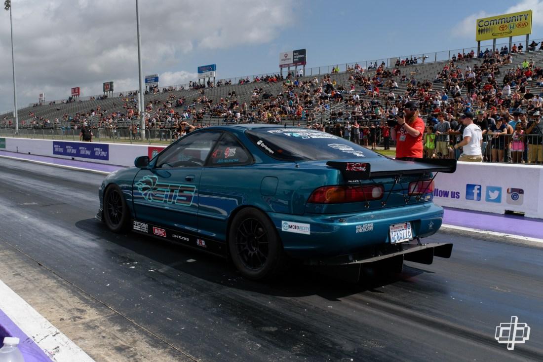integra honda tx2k17 ETS racing