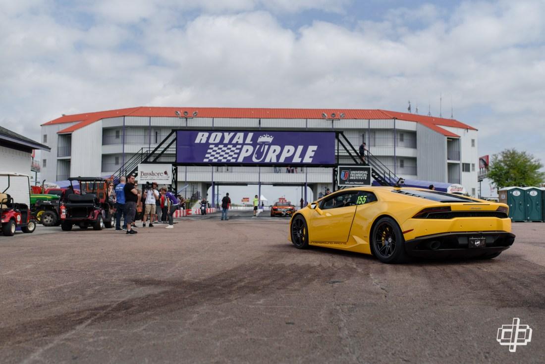 kchoweth UGR TT Lamborghini Huracan