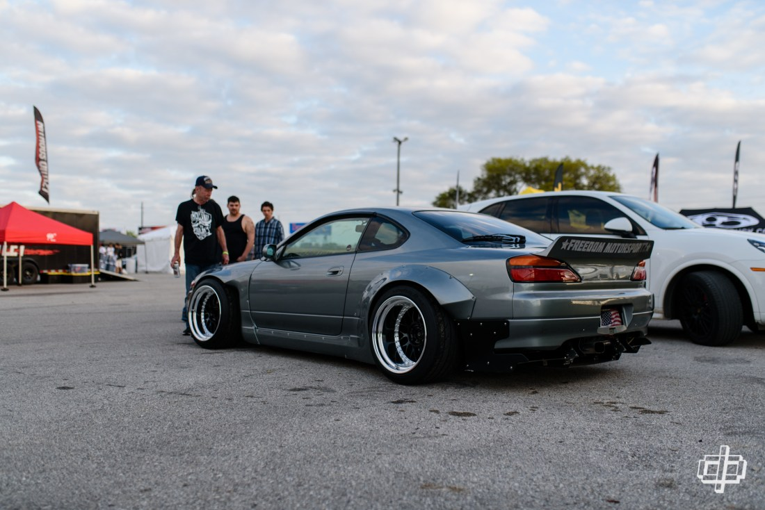 s15 over fender flare tx2k17