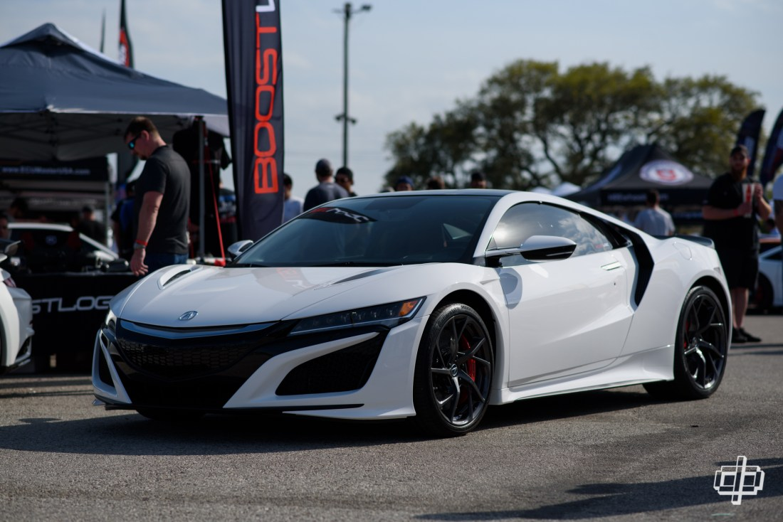 Acura NSX at TX2k17