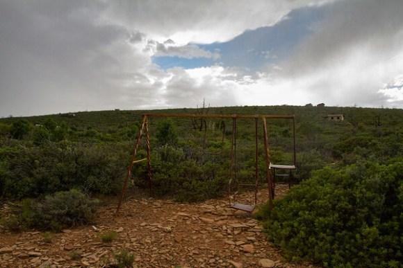 Grand Wash Cliffs Colony