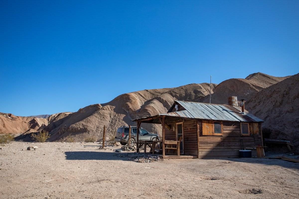 Bob and Ward's Cabin