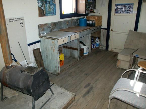 Boxcar Cabin
