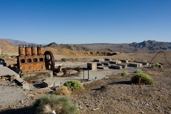 Columbia Mine