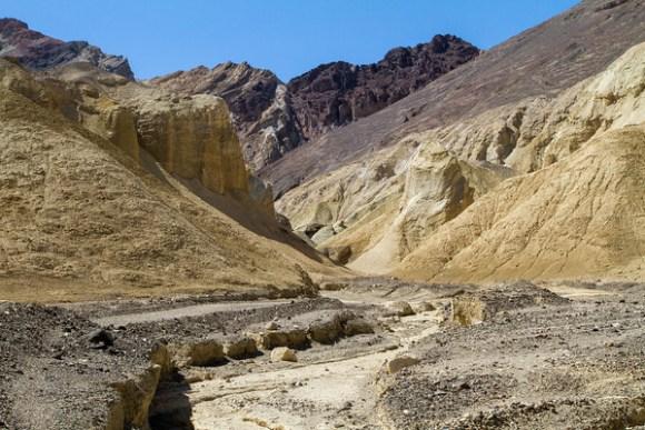 Corkscrew canyon