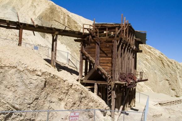 Corkscrew Mine