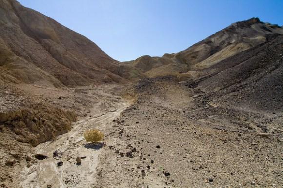 20 Mule Team canyon