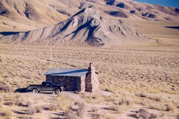 Geologist Cabin