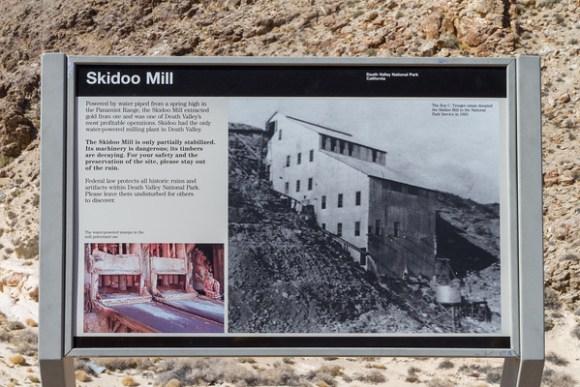 Skidoo Stamp Mill