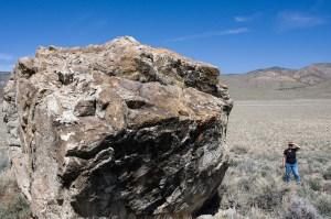 """Little Boulder Valley"" Petroglyphs"