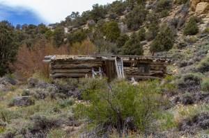 """""""Mineral Spring"""" Log Cabin"""