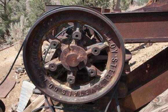 """Antelope Cottonwood"" Mill"