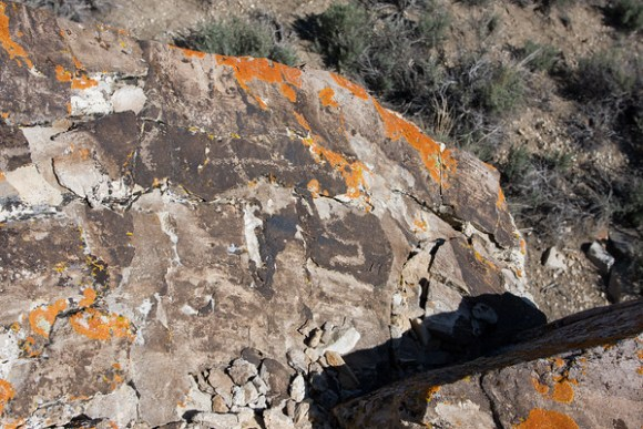 Little Boulder Valley Petroglyphs