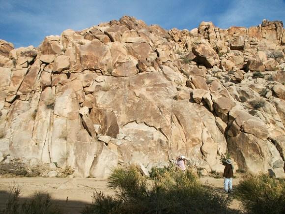 Coyote Hole Canyon