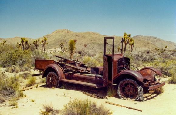Desert Queen Well
