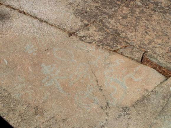 Grass Lake Petroglyphs