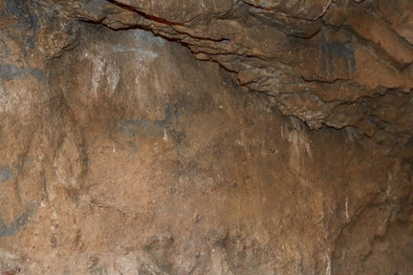 Newberry Cave Pictographs