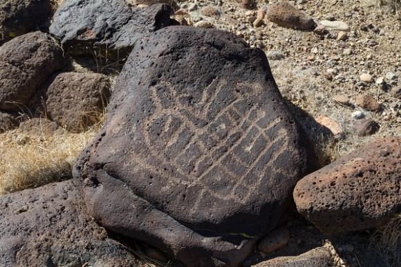 Terese Petroglyph Site