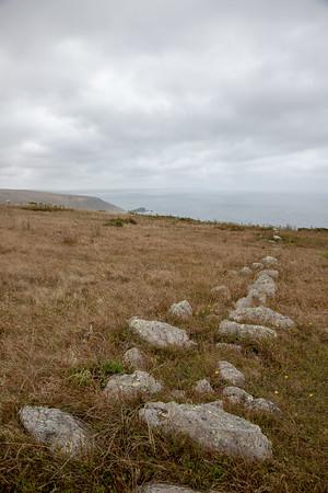 Ancient Tomales Wall