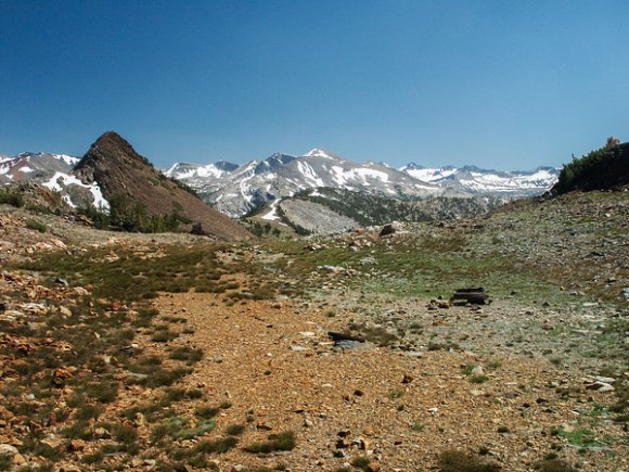 Dana, Great Sierra mine