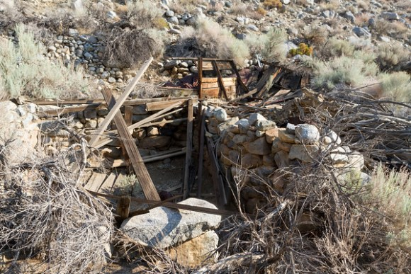 Owens Valley 3 Stamp Mill