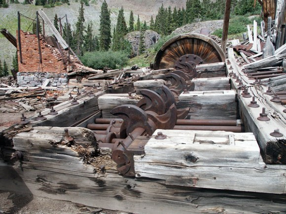 San Juan Chief Mill