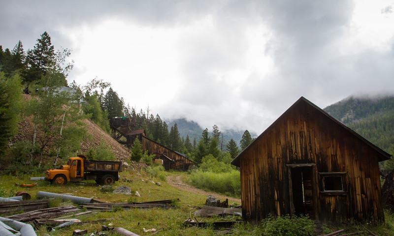 """""""Misty Mountain"""" Mine"""