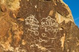 Bald Mountain Wash Petroglyphs