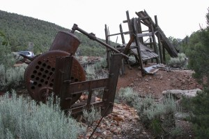 Fay, Little Buck, and Horseshoe Mines