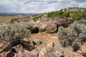 Honeymoon Hill Petroglyphs