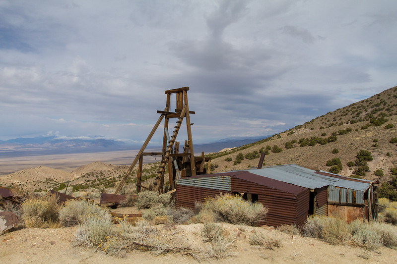 San Antonio and Cimarron Mines